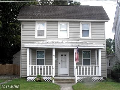Perryville Single Family Home For Sale: 366 Broad Street