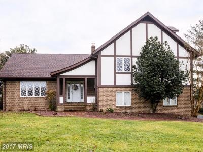 Cecil, Cecil County Single Family Home For Sale: 40 Springfield Drive