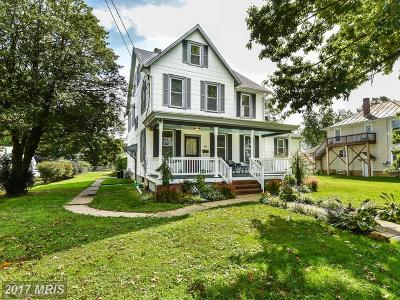 Cecil, Cecil County Single Family Home For Sale: 408 Park Circle
