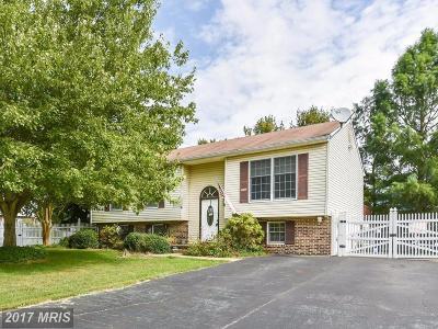 Cecil, Cecil County Single Family Home For Sale: 42 Winchester Drive