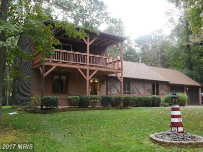 Perryville, Port Deposit Single Family Home For Sale: 88 Greenbank Road