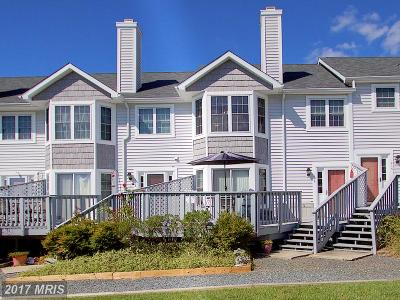 Port Deposit Townhouse For Sale: 214 Rowland Drive