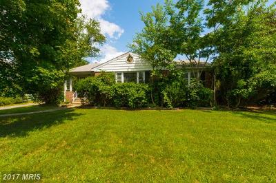 Perryville Single Family Home For Sale: 1636 Greenspring Avenue