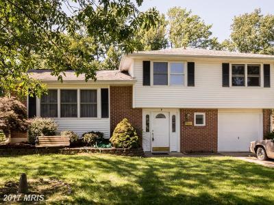 Elkton Single Family Home For Sale: 6 Joseph Gallaher Street
