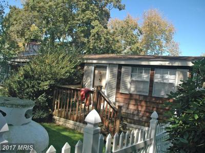 Earleville Single Family Home For Sale: 33 Valley Road