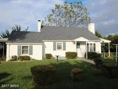 Earleville Single Family Home For Sale: 1265 Glebe Road