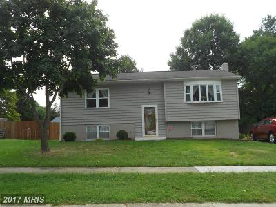 Elkton Single Family Home For Sale: 112 Midland Drive