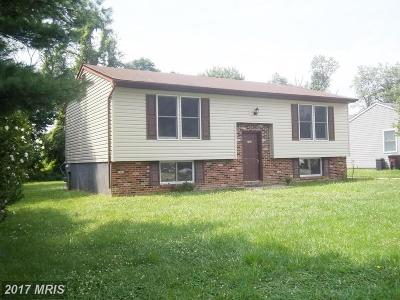 Elkton Single Family Home For Sale: 267 Sycamore Road