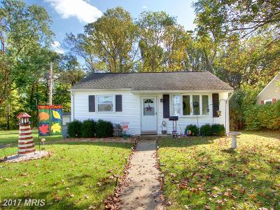 Elkton Single Family Home For Sale: 134 Friendship Road