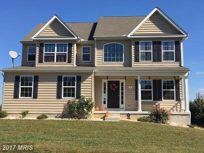 Elkton Single Family Home For Sale: 6 Lee Way
