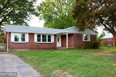 Perryville Single Family Home For Sale: 540 Franklin Street