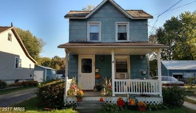 North East Single Family Home For Sale: 310 Cecil Avenue