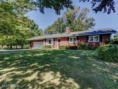 Elkton Single Family Home For Sale: 5745 Telegraph Road