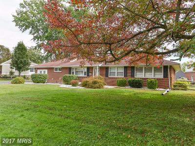 Elkton Single Family Home For Sale: 501 Elkton Boulevard