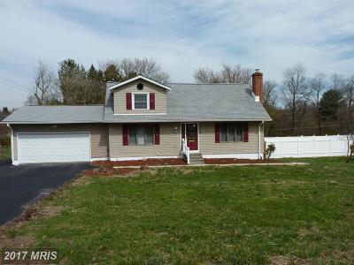 Elkton Single Family Home For Sale: 215 Old Chestnut Road