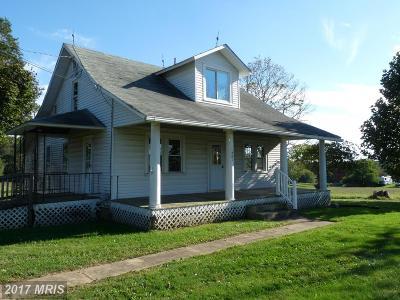 Port Deposit Single Family Home For Sale: 1481 Hopewell Road