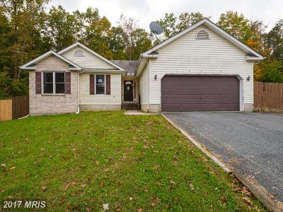 Cecil, Cecil County Single Family Home For Sale: 24 Meadow Drive