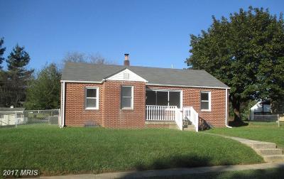 Elkton Single Family Home For Sale: 15 Norman Allen Street