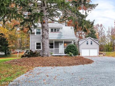 North East Single Family Home For Sale: 583 Old Philadelphia Road