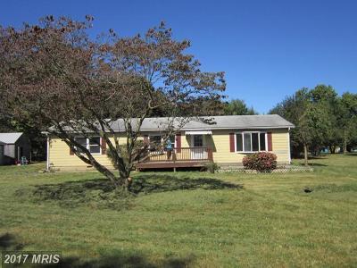 Cecilton, Warwick Single Family Home For Sale: 29 O Grady Lane