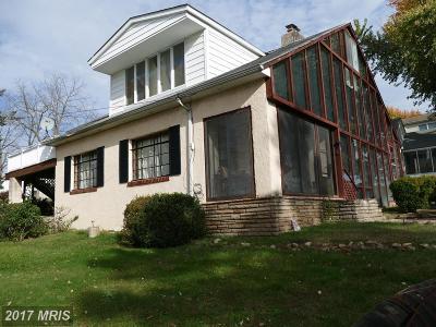 Earleville Single Family Home For Sale: 9 Carolina Avenue