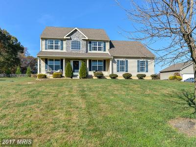 Cecil, Cecil County Single Family Home For Sale: 71 Sunburst Drive