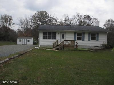 Cecil, Cecil County Single Family Home For Sale: 91 Porter Road