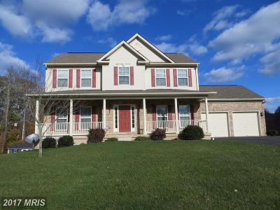 Cecil, Cecil County Single Family Home For Sale: 140 Flintstone Drive