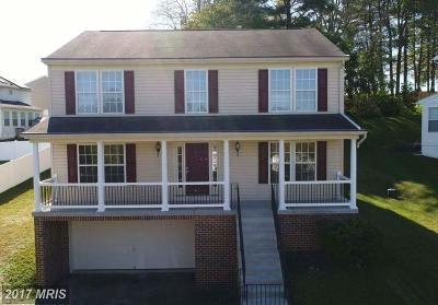 Cecil, Cecil County Single Family Home For Sale: 120 Harrington Drive