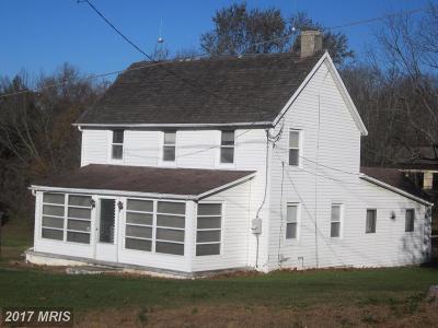 Elkton Single Family Home For Sale: 247 Providence Road