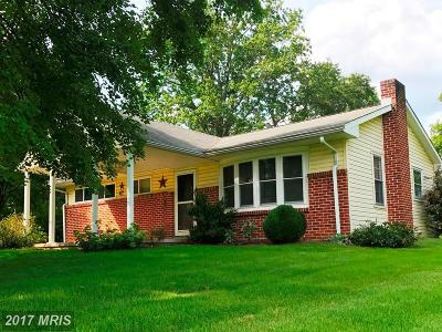Elkton Single Family Home For Sale: 47 Elkmore Road