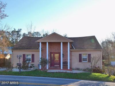 Elkton Single Family Home For Sale: 1424 Leeds Road