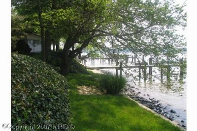 Chesapeake City MD Town Point Bohemia River Waterfront: $650,000