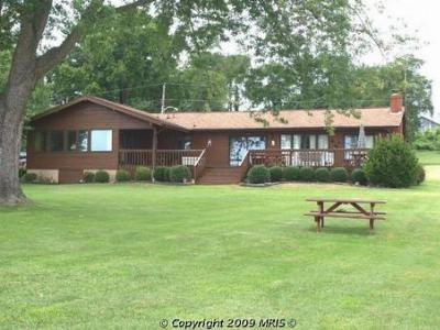 Elkton MD Bonney Shores Elk River Waterfront: $749,000