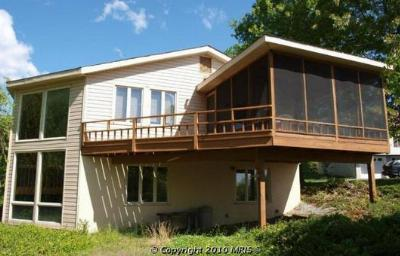 Earleville MD Water Access home for Sale in Tockwogh Terrace a Cecil County Waterfront Community on the Sassafrass River