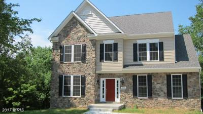 Conowingo Single Family Home For Sale: McGlothlin Road