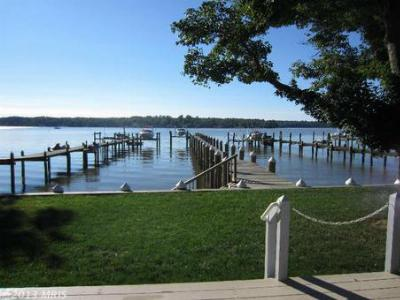 Elkton MD CONTRACT IN 9 DAYS! Elk River Waterfront: $440,000