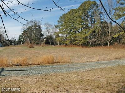Chesapeake City Residential Lots & Land For Sale: 244 Basil Avenue