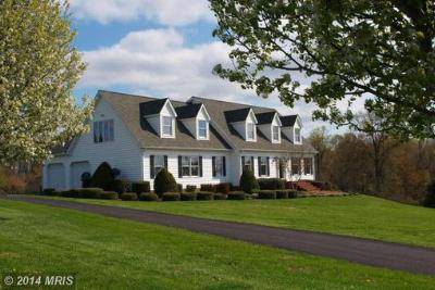 1065 Pond Creed Rd Earleville MD Home for Sale on over 8 Acres