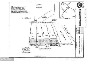 Earleville Residential Lots & Land For Sale: Stemmers Run Road