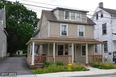 Elkton Duplex For Sale: 232 Main Street