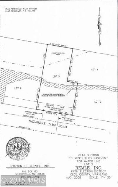 North East Residential Lots & Land For Sale: Nazarene Camp Road