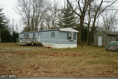Elkton Single Family Home For Sale: 367 Nottingham Road
