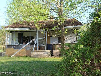 Conowingo Single Family Home For Sale: 124 McGlothlin Road
