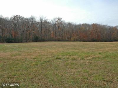 Earleville Residential Lots & Land For Sale: 1 Pond Neck Road