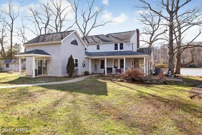 Elkton Single Family Home For Sale: 160 Landside Lane