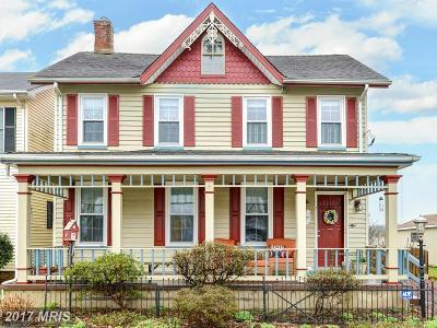 Single Family Home For Sale: 414 Biddle Street