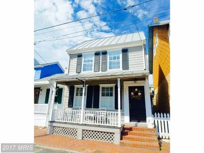Chesapeake City MD Single Family Home For Sale: $284,900
