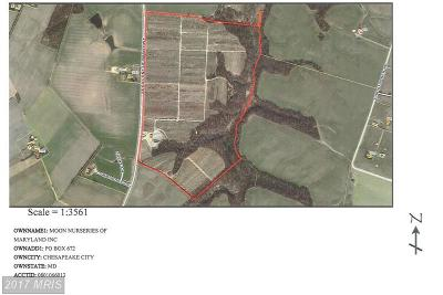 Cecilton MD Residential Lots & Land For Sale: $2,260,000