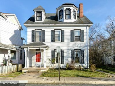 Chesapeake City Single Family Home For Sale: 316 Bohemia Avenue
